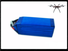 LiPo Battery Pack 22000mAh 25C 6S 22.2V with AS150+XT150 Plug for DJI S800 S900 S1000 UAV Drone RC Multicopter E1200