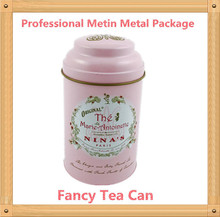 Direct Factory Sell, Fancy Tea Can, European Design Tin for Tea