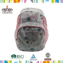 New Playful Print Backpack for Girls/ Personalized School Supplies