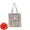 Eco Friendly 8oz Standard Size 100% Organic Cotton Bags Wholesale
