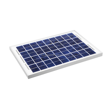Top quality 10W 18V Poly solar panel with 3 to 5 meters cable and DC connector