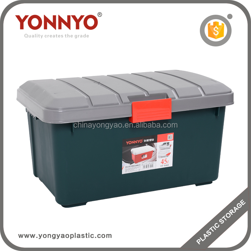 best price top supplier plastic storage tool garage car box