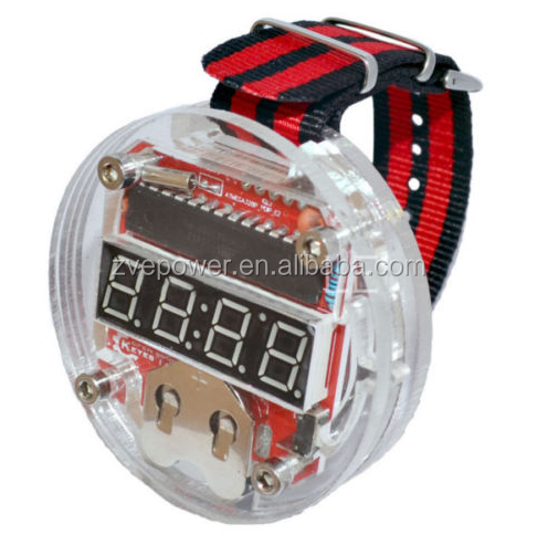 Big Time DIY Programmable Electronic Watch Digital Clock Kit For uno