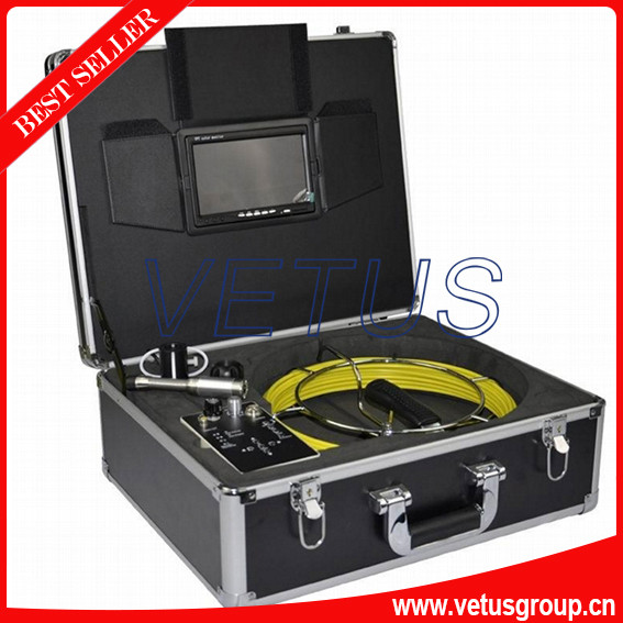 sewer water pipe inspection camera