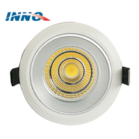 high quality 5w ceiling spot light 220V dimmable led ceiling down light recessed cob led downlight for commercail