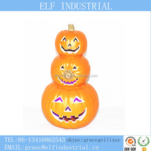 new arrivals 2018 party supplies artificial large plastic halloween pumpkin wholesale