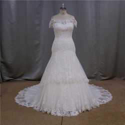 Maternity wedding gown ready made bridal wedding dress