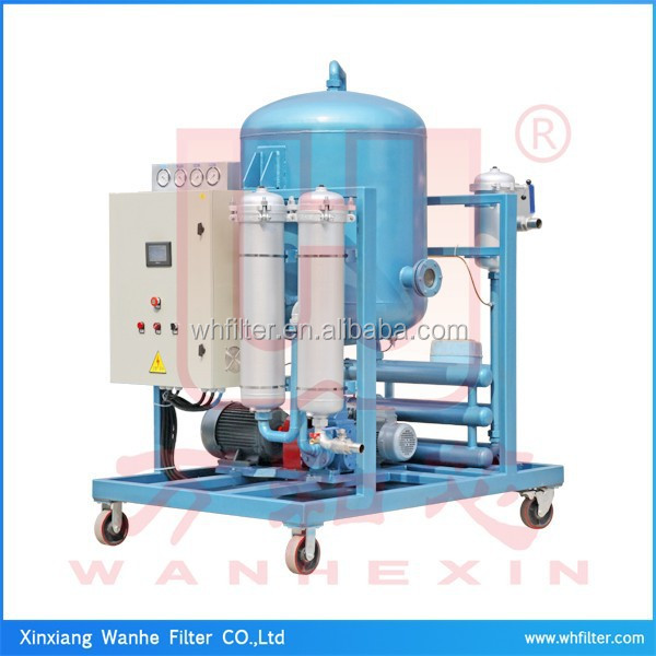 Professional manufacturer vacuum oil purifier with competitive price