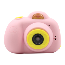 2018 innovative Child Cartoon small toy 1080P Children Game kids digital photo video camera for birthday gift
