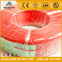 stranded tinned copper conductor oil resistant electric wire