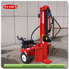 CE certificate farm machinery vertical and horizontal 9.0hp Koop engine log splitter with diesel power
