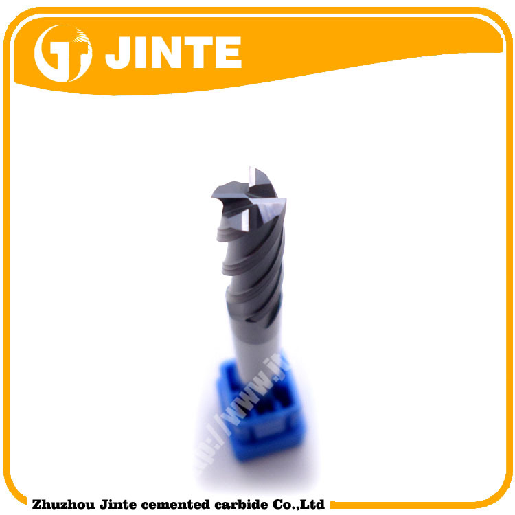 indexable ball-end mill/end mills with straight shanks/straight shank vertical milling cutter