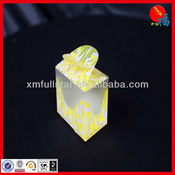 high quality decorative christmas floding boxes