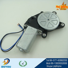 12v MABUCHI power window regulator motor 12v 4holes 8 teeth power window motor