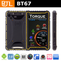 BATL BT67 IP67 dustproof 7 inch tablet rugged rubber case with 3G BT4.0 1280*720