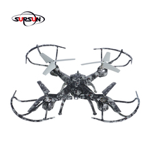 2.4G 4ch rc drone with 0.3MP wifi camera