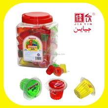 hot sale 16g brand names of spices mini fruity assorted mini jelly