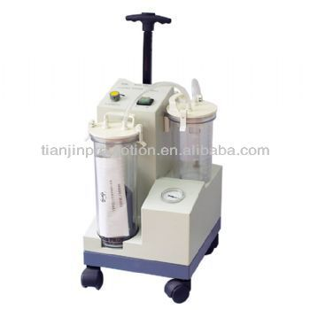 Vacuum Mobile portable aspirator suction pump