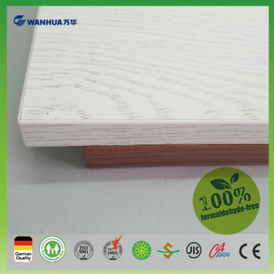 Sustainable high moisture resistant 9mm melamine backing board