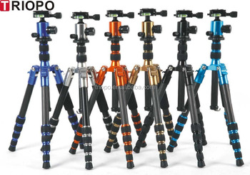 Triopo MT-2205+N-1 Protable Tripod for all kinds of DSLR camera