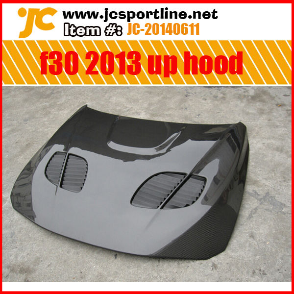for BMW f30 2013 up GTR style hoods
