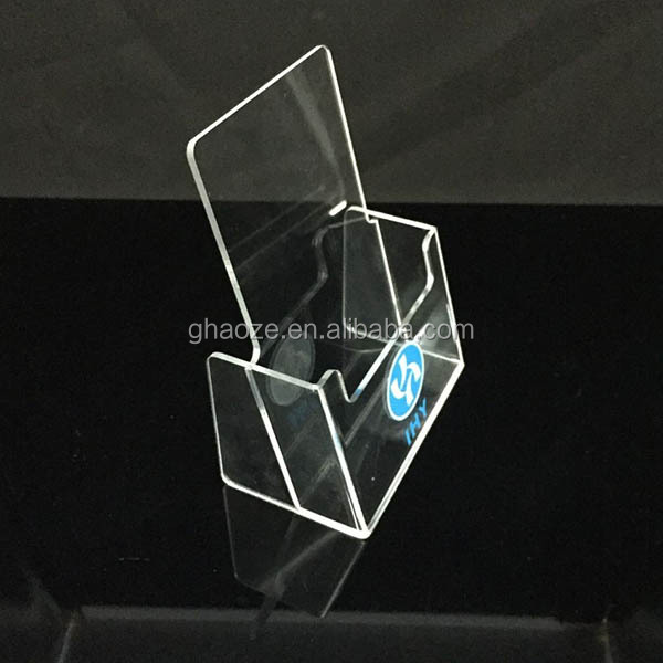 Custom A4 A5 A6 Size Acrylic Brochure Holder Factory