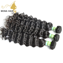 Steam processed amazing beautiful 100% raw cambodian human hair weave