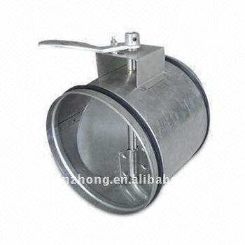 Motorized Round Constant Flow Damper Buy Round Air