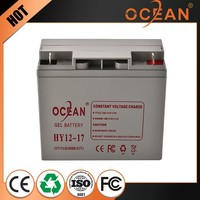 Low price best price lowest price 12V 17ah solar battery