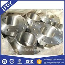 carbon stainless steel transformer flange