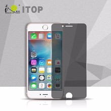 New Arrival 9H Anti-scratch privacy Screen saver guard Nano Explosion Proof Film For iphone 7