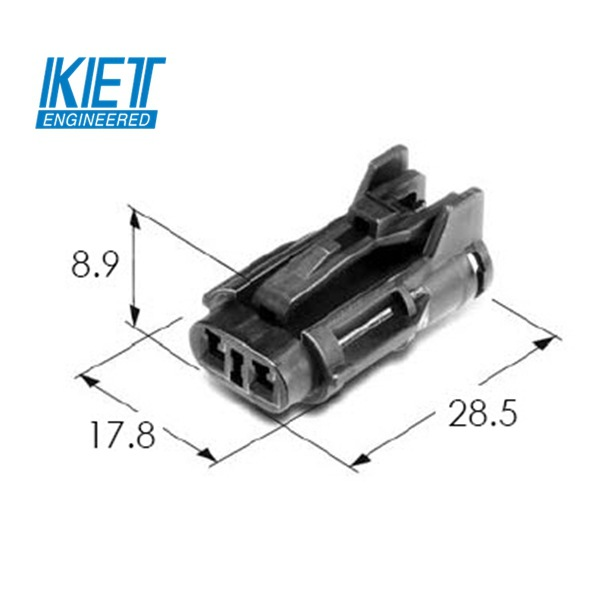 Supply KET connector MG610320 molded plastic auto parts factory connector timely delivery