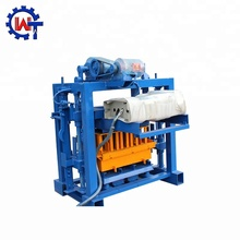QT40-2 hourdis block making machine