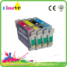 For t1661-1664 epson compatible ink cartridge refill ink cartridge for epson me-101