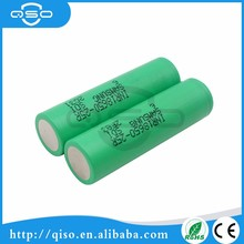 samsung 25r 18650 35amp 3.7v lithium ion rechargeable battery