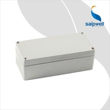 Saip/Saipwell Small Extruded Aluminum Enclosure For Electronic WITH CE