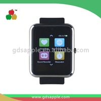 iPhone/Android Mobile Phone Bluetooth Smart Watch with Heart Rate Monitor