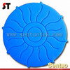 Waterproof custom molded silicone rubber parts for children toy