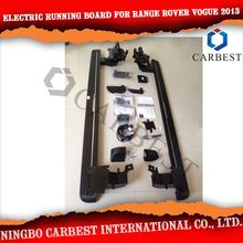High Quality Stainless Steel Electric Running Board for Range Rover Vogue 2013