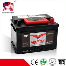 Korean 12V 45Ah Din 45Ah Maintenance Free Hybrid Car Battery