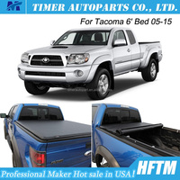 bed cover used 4x4 pickup cover hot 2016 tonneau cover for Tacoma 6' Bed
