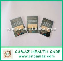 2012 New packing Anti-Electromagnetic Radiation patch with Manufacture direct price
