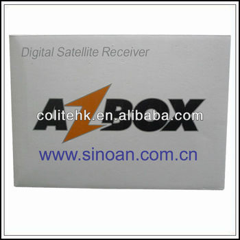 Azbox Bravissimo Satellite Receiver For Wholesales Receptor