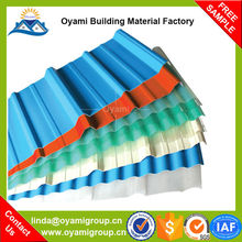 Alibaba china building materials excellent weatherability soundproof roofing sheets