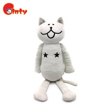 Quality assurance club baby cat plush toys