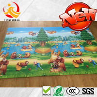 Children boys and girls no-slip Balcony baby Play on Floor Mat