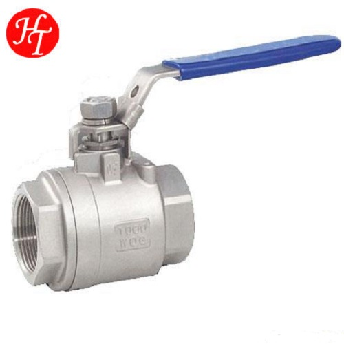 stainless steel sanitary ball valve