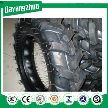 China small agricultural tyre for tractor 4.00-8