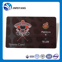 Factory price full color printing plastic card printing service
