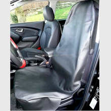 Luxury PU Leather Car Seat Cover Front/Rear Automotive Interior Seat Cover